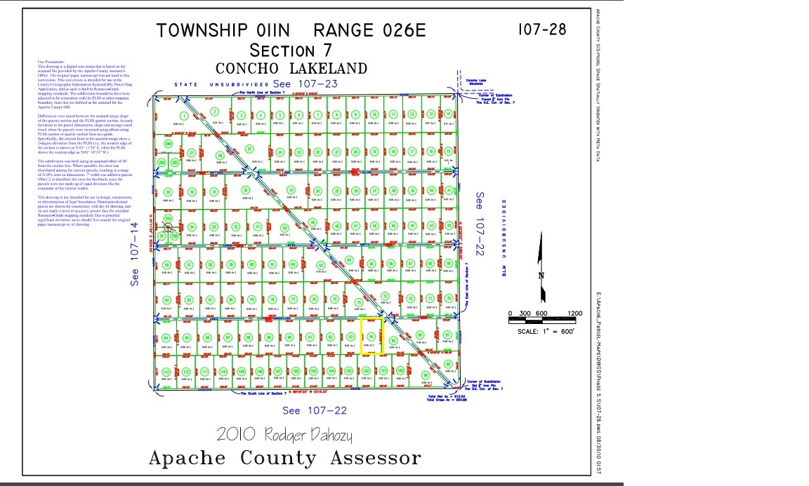 Concho Arizona Map.Bring Your Rvs Here Off Grid Living In Concho Lake Land Amenities