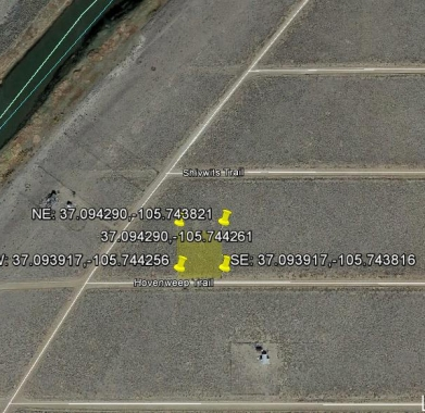 Google earth aerial