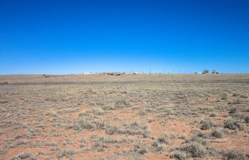 Rural Land Just Outside Holbrook – Great Access, POWER Close